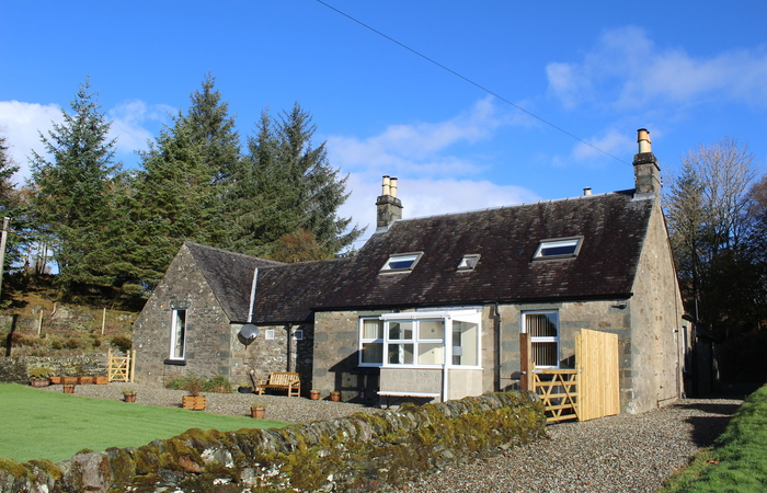 An image of 'Gartnagrenach Farmhouse'