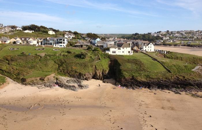 An image of 'Seaside Family Beach House, New Polzeath'