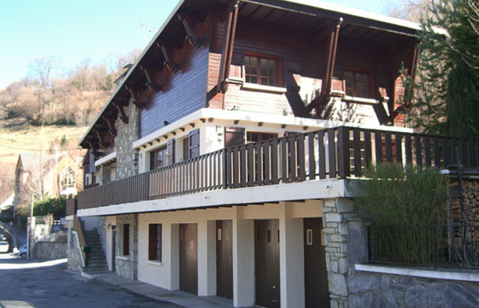 An image of 'The Chalet'