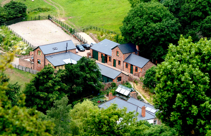 An image of 'Triscombe Barns (all 3 units)'