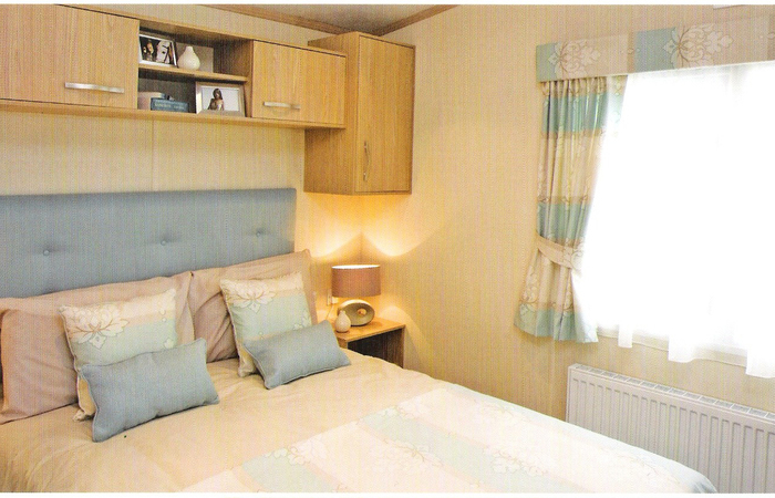 An image of 'Luxury Static Caravan in Porthilly, Rock'