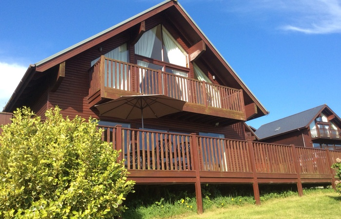 An image of 'Lodge 36, Ratallack Resort & Spa, nr Padstow'