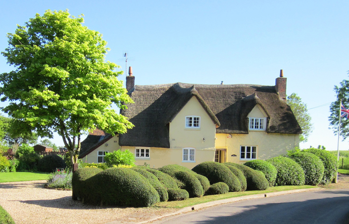 An image of 'Halse Water House'