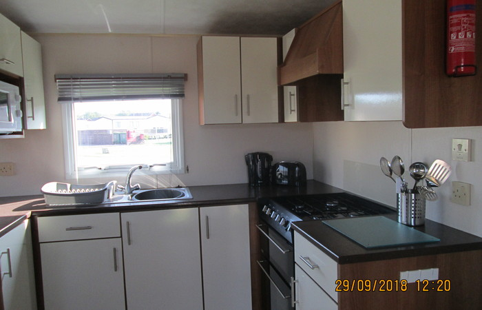 An image of '2013 Willerby Sunset - Mablethorpe Chalet and Caravan Park'