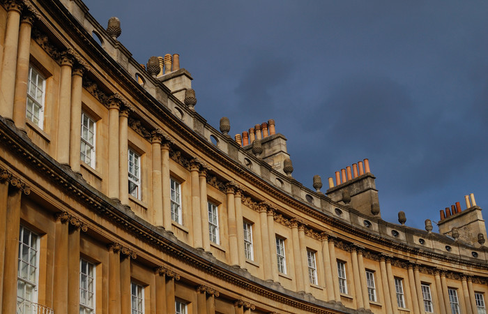 An image of 'The Royal Crescent'