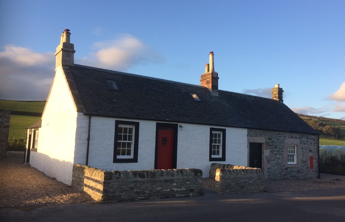 An image of 'Etterick Smiddy Cottage '