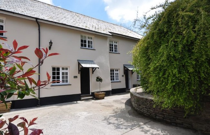 An image of 'Number Seven Corffe Cottages'